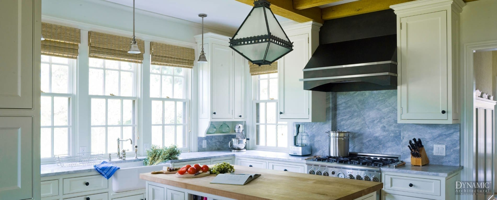 Traditional Double Hung Kitchen Windows