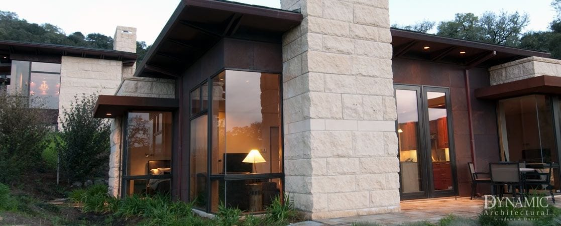 Bronze Clad Windows & Doors