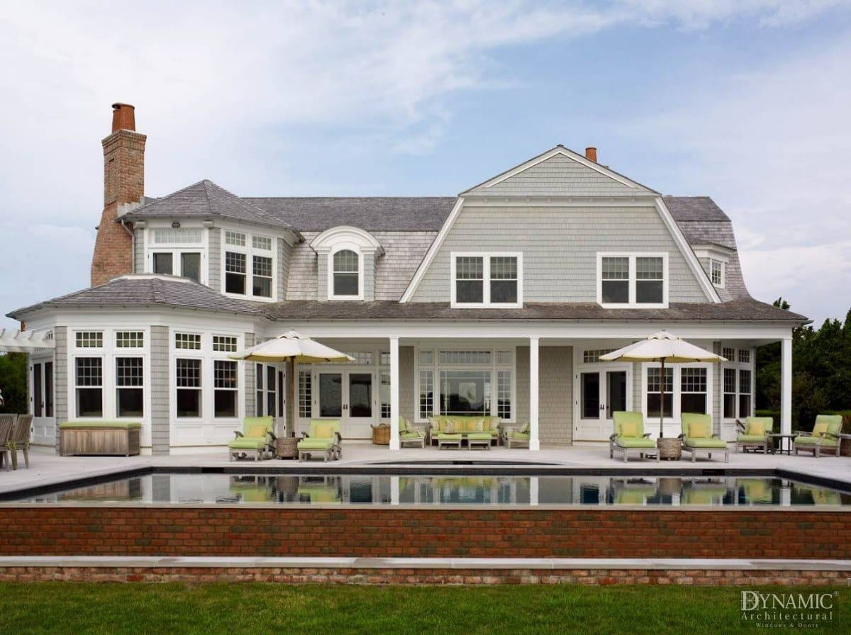 true divided lite windows in traditional style home