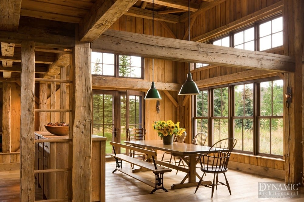 Rustic Design Inspirations Dynamic Architectural