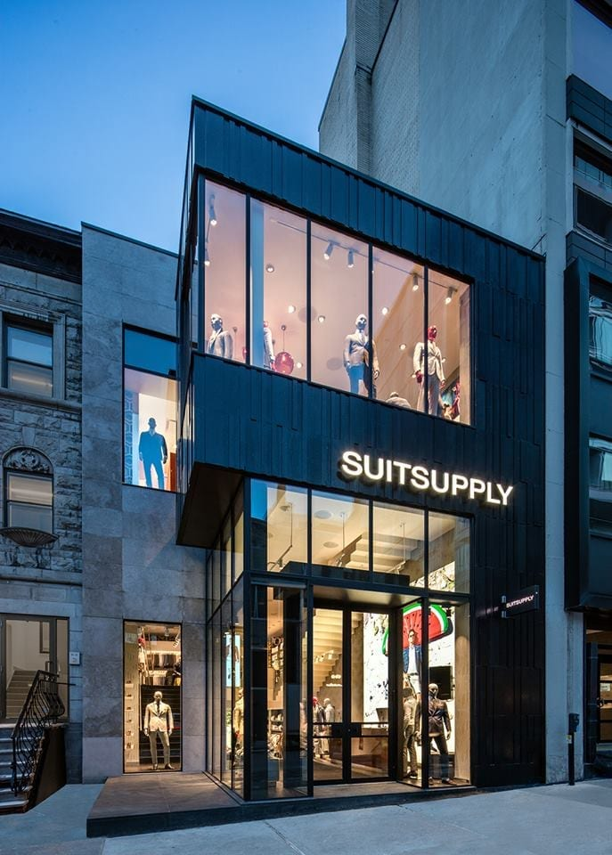 Boutique Commercial Storefront Design Inspirations