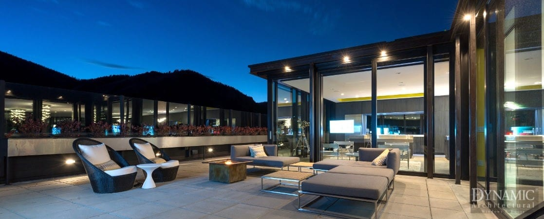 Aluminum Clad Lift & Slide Doors