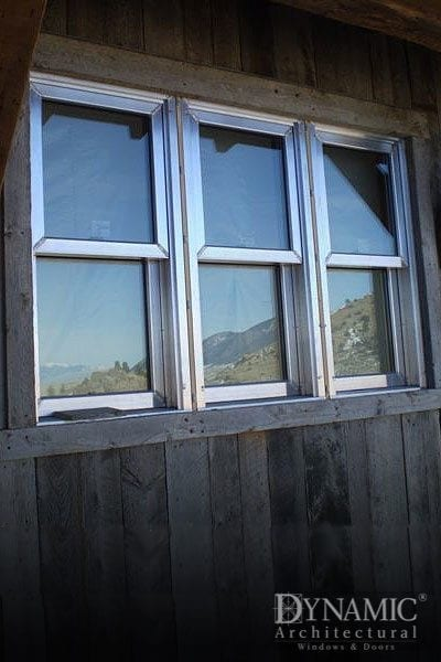 Aluminum Clad Double Hung Windows Dynamic Architectural