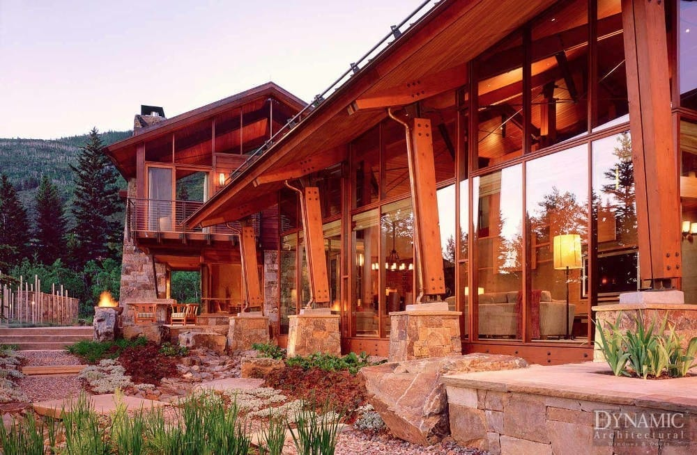 Rustic design inspirations dynamic architectural for Rustic architecture