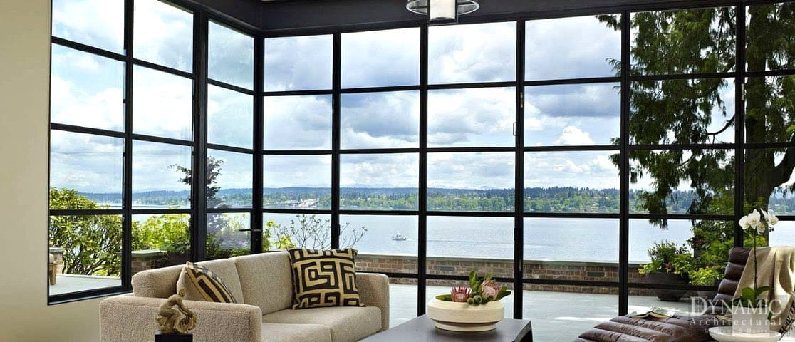 Steel Casement Windows Dynamic Architectural