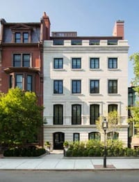 Commonwealth Avenue Townhouse