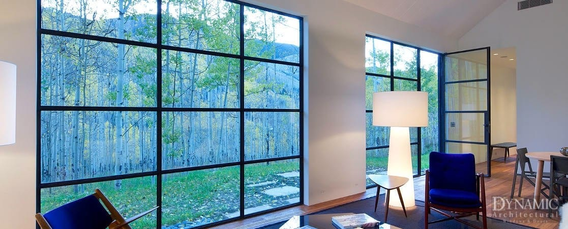 Dynamic Steel Arte windows & doors
