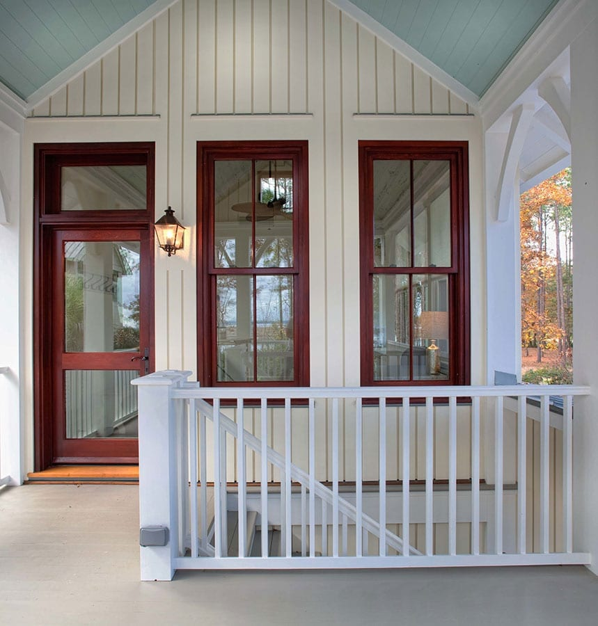 All Wood Windows : Wood double hung windows dynamic architectural