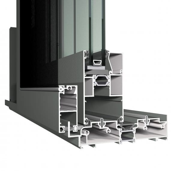 Aluminum Lift And Slide Doors Dynamic Architectural