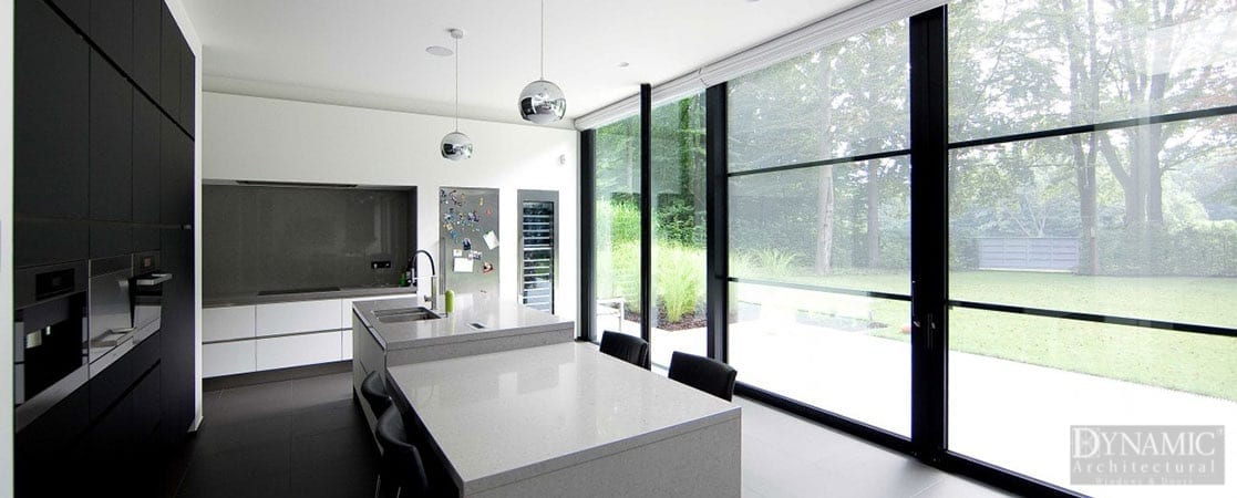 Aluminum Lift Amp Slide Doors Dynamic Architectural