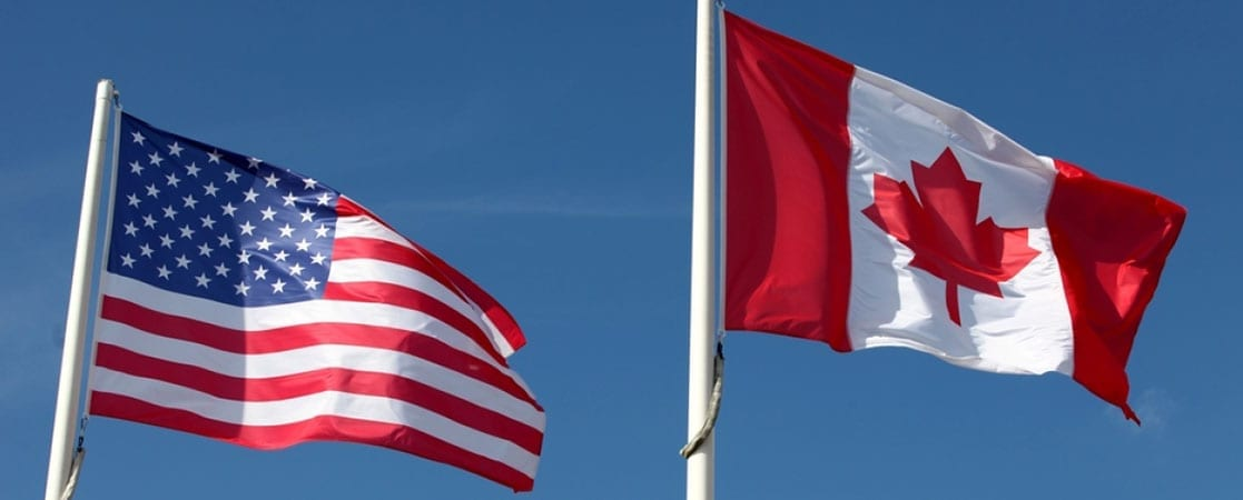 canada-usa-flags