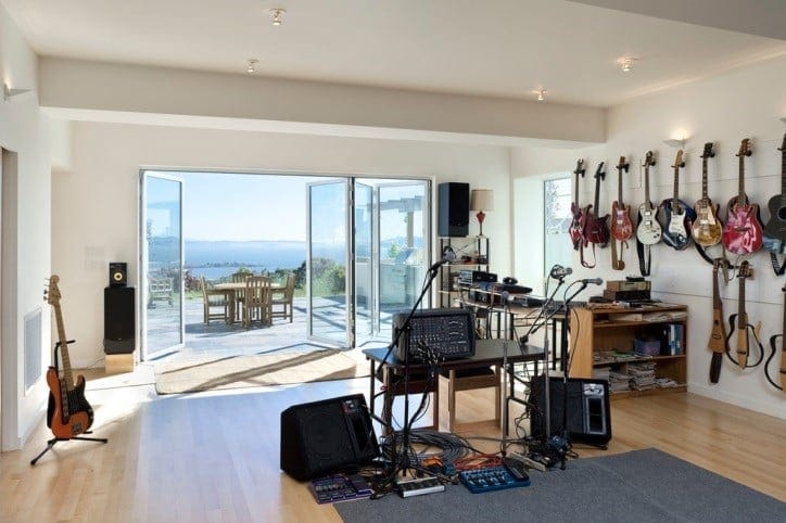Music Room in Home